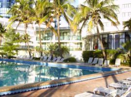 Casablanca on the beach, serviced apartment in Miami Beach