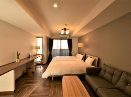 Ai-Matsubara Kyogoku House, serviced apartment in Kyoto