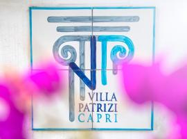 Villa Patrizi, B&B in Capri