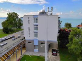 Part Hotel, hotel Siófokon