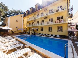 Отель Престиж, отель в Дивноморском