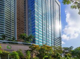 Park Avenue Rochester (SG Clean): Singapur, Ulusal Üniversite Hastanesi yakınında bir otel
