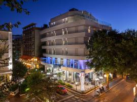 Hotel Aragosta, hotell i Cattolica