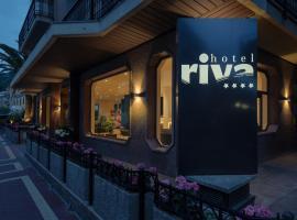 Hotel Riva, hotel in Alassio