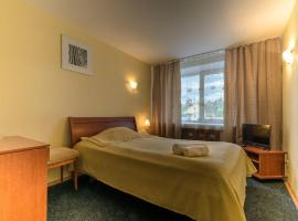 Гостиница Оазис, отель в Пскове
