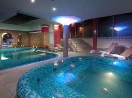 Wellness Hotel Windsor, hotel in Špindlerův Mlýn
