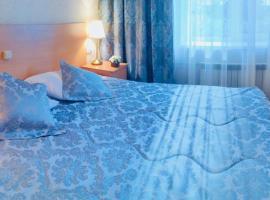 Отель Звездный, отель рядом с аэропортом Аэропорт Пулково - LED в Санкт-Петербурге