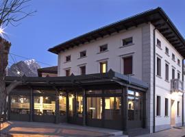 La Locanda alla Stazione, מלון בפונטה נל'אלפי
