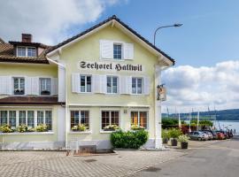 Hallwil Swiss Quality Seehotel, Hotel in Beinwil
