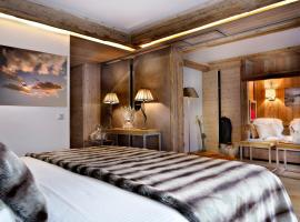 Au Coeur du Village, hotel in La Clusaz