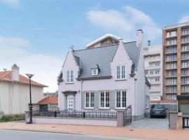 Rust op de Kust - Villa 10 pers - 4 slpk - 2 badk, pet-friendly hotel in Middelkerke