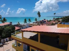 Flats Parada Obrigatoria, hotel near Barra Grande Beach, Maragogi