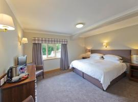 Tyndrum Lodges, accessible hotel in Tyndrum