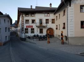 Piz Umbrail, Hotel in Sta Maria Val Müstair