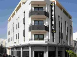 Nou Avenida, hotel en Gata de Gorgos