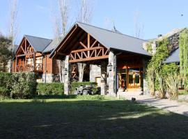 Chamonix Posada & Spa, hotel en Villa General Belgrano