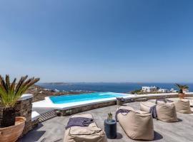 Blue Serenity Villa, hotel near Armenistis Lighthouse, Fanari