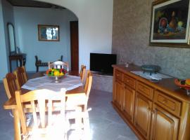 casa bel vedere, apartment in Nebida