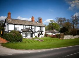 Donington Park Farmhouse Hotel, hotel near East Midlands Airport - EMA, Castle Donington