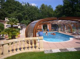 Villa Pomponette, hotel near Sainte Baume Golf Course, Nans-les-Pins