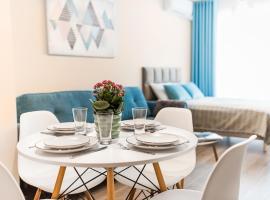 Apartamenty Silence&Sea Dwie Sosny, hotel with jacuzzis in Ustronie Morskie
