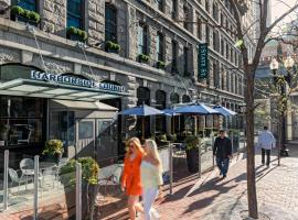 Harborside Inn, boutique hotel in Boston