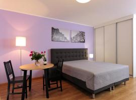 Sleep Well Wroclavia / Dyrekcyjna – hotel w pobliżu miejsca Stacja kolejowa Wrocław Główny we Wrocławiu
