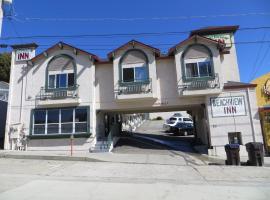 Beachview Inn, motel in Santa Cruz