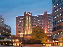 Hilton Albany, hotel in Albany