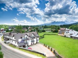 Dworek Nad Białką, hotel near Koziniec Ski Lifts, Czarna Góra