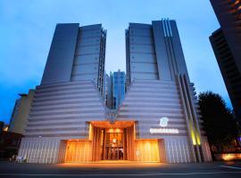 Quintessa Hotel Sapporo, отель в Саппоро