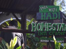 Hadi Homestay, homestay in Banyuwangi