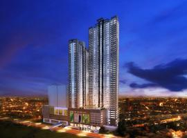 Horizons 101 - Panoramic View by St. Therese, apartment in Cebu City