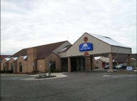 Americas Best Value Inn Romulus/Detroit Airport, hotel in Romulus