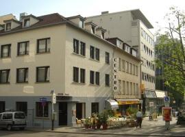 Hotel Centro, hotel in Stuttgart-Mitte, Stuttgart