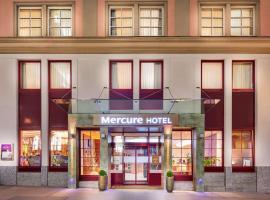 Mercure Wien Zentrum, hotel near Hofburg, Vienna