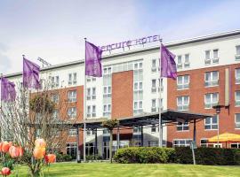 Mercure Kamen Unna, Hotel in der Nähe vom Flughafen Dortmund - DTM, Kamen