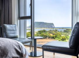 Brown Suites Hotel and Resort, hotell sihtkohas Seogwipo