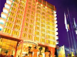 Swiss-Belhotel Borneo Samarinda, spa hotel in Samarinda