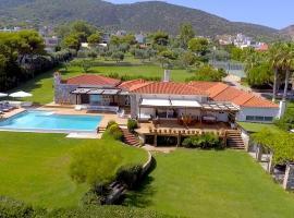 Villa by the sea, pet-friendly hotel in Porto Rafti