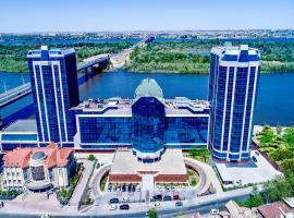 Гранд Отель Астрахань, отель в Астрахани