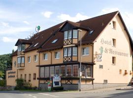 Hotel & Restaurant Zur Weintraube, hotel near Optical Museum Jena, Jena