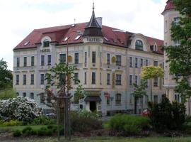 Hotel Goethe, hotel v destinaci Aš