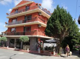 Aparthotel Elly, hotel in Pomorie
