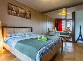 Апартаменты на Большой Якиманке 32, hotel in Moscow