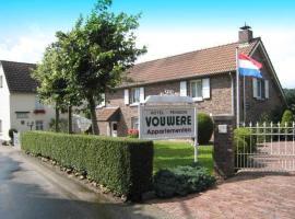 Hotel-Appartementen Vouwere, hotel in Mechelen
