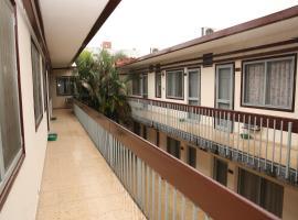 Hotel Bolivia (ABO SRL), hotell nära Viru Viru internationella flygplats - VVI, Santa Cruz de la Sierra