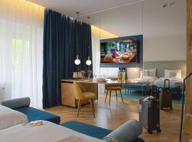 Caro Hotel, golf hotel in Bucharest