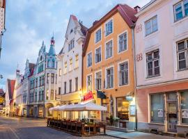 Meriton Old Town Garden Hotel, hotel near Tallinn Train Station, Tallinn