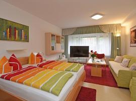 Hotel Haus Orchideental Jena, hotel i Jena